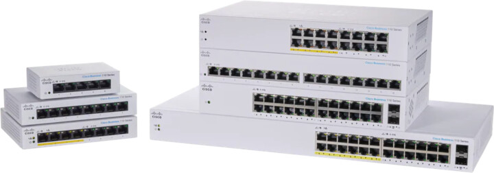 Cisco CBS110-16T-EU