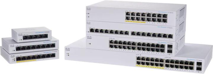 Cisco CBS110-8PP-D-EU