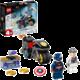 LEGO® Marvel Super Heroes 76189 Captain America vs. Hydra