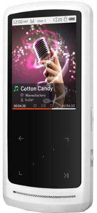 Cowon i9+ - 16GB, bílá