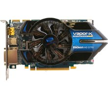 Sapphire HD 5770 Vapor-X (11163-05-20R) 1GB, PCI-E (modré PCB)