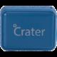 Orava Crater-8, modrá