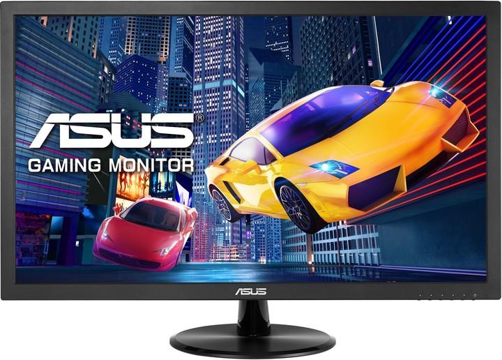 """ASUS VP228TE - LED monitor 22"""""""