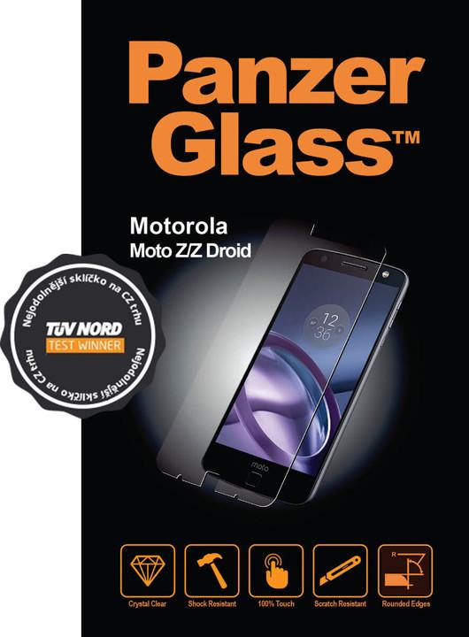PanzerGlass Original, ochranné sklo pro Motorola Moto Z
