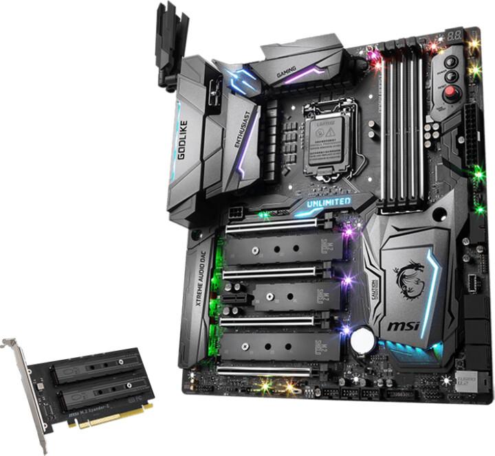 MSI Z370 GODLIKE GAMING - Intel Z370