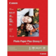 Canon Foto papír Plus Glossy II PP-201, 13x18 cm, 20 ks, 260g/m2, lesklý