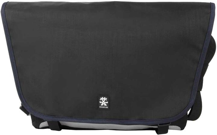Crumpler Dinky Di Laptop Messenger L brašna - grey black/dk.navy