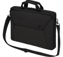 """DICOTA Slim Case EDGE - Brašna na notebook - 13.3"""" - černá D31208"""
