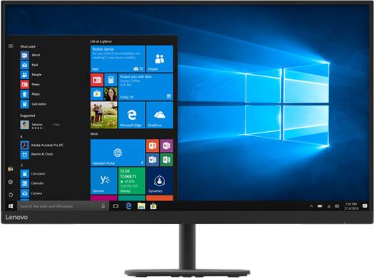"""Lenovo D32qc-20 - LED monitor 31,5"""""""