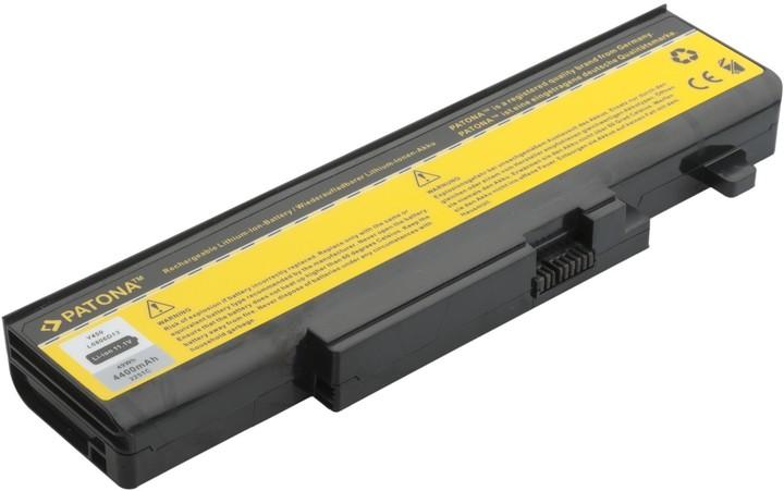 Patona baterie pro Lenovo, IdeaPad Y450 4400mAh 11,1V