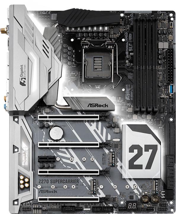 ASRock Z270 SuperCarrier - Intel Z270
