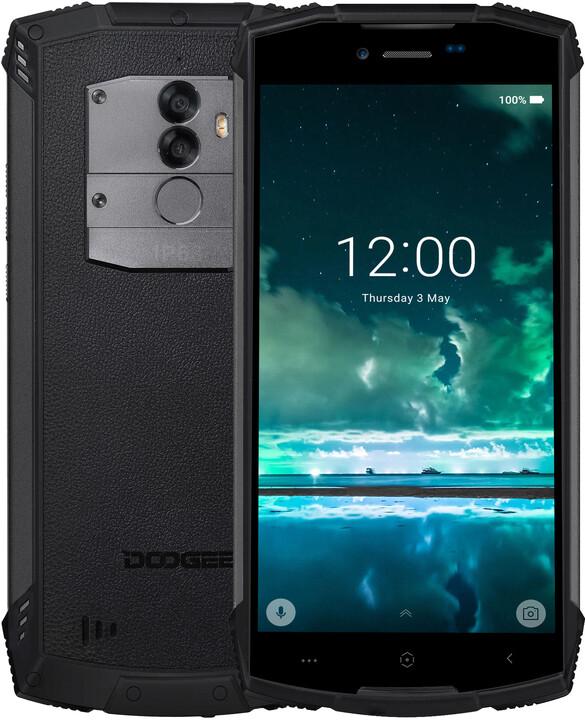 DOOGEE S55, 4GB/64GB, Black