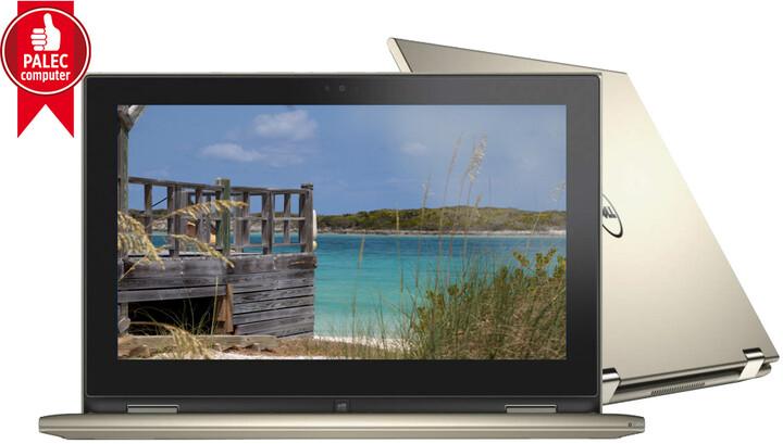 Dell Inspiron 11z (3148) Touch, zlatá