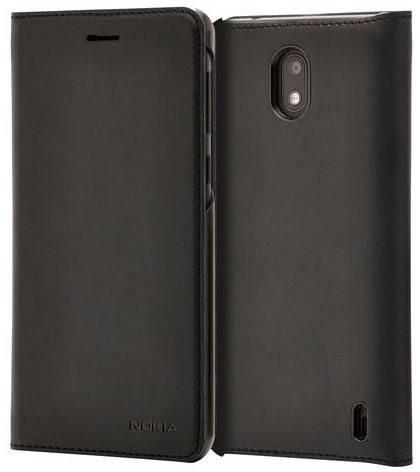 Nokia Slim Flip cover CP-304 for Nokia 2, černá