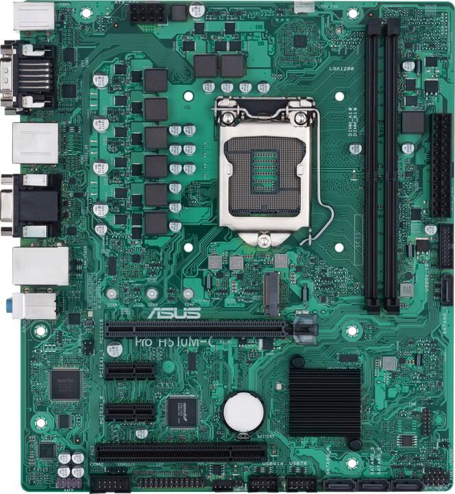 ASUS PRO H510M-C/CSM - Intel H510