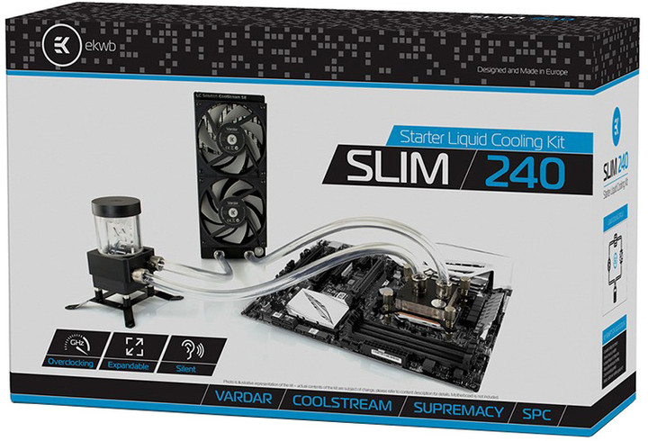 EK Water Blocks EK-KIT S240