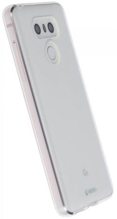 Krusell BOVIC zadní kryt pro LG G6, transparentní