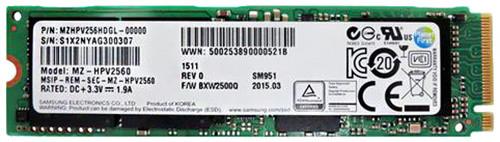 Samsung SSD SM951 (M.2) - 512GB