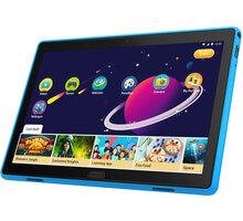 Lenovo TAB P10 side BUMPER + fólie na display, modrá - ZG38C02616