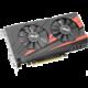 ASUS GeForce GTX 1050 Ti EX-GTX1050TI-4G, 4GB GDDR5