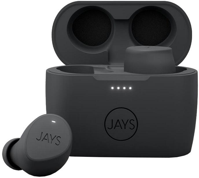 JAYS m-Five TWS, šedá