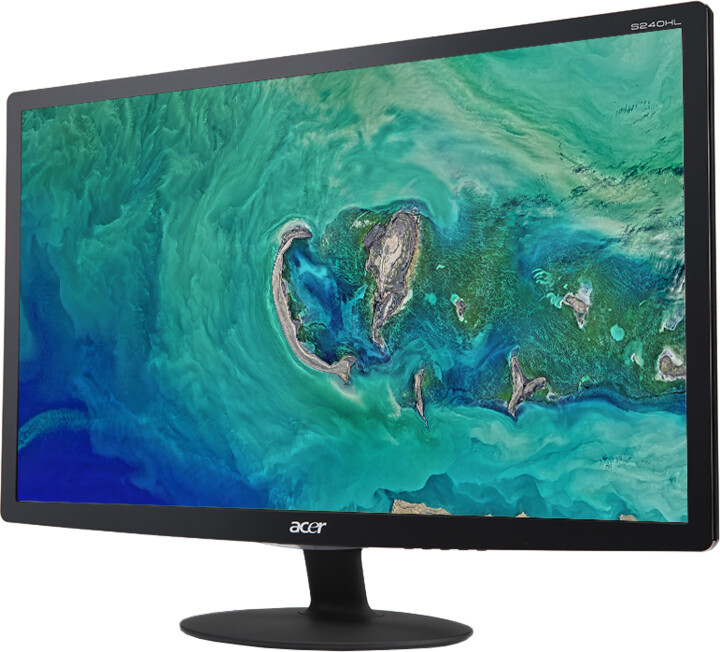 Acer S240HLbid - LED monitor 24""
