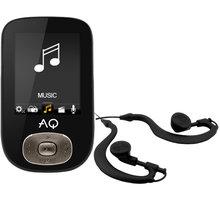 AQ MP03, 4GB, černá
