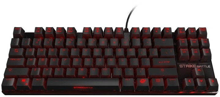 Ozone Strike Battle, Cherry MX Brown, US