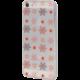EPICO pružný plastový kryt pro iPhone 5/5S/SE COLOUR SNOWFLAKES