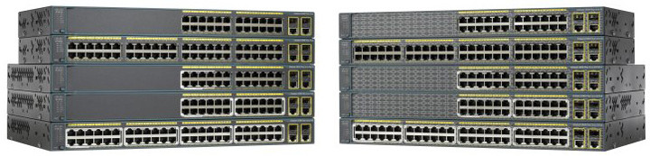 Cisco Catalyst 2960-Plus 24LC-L