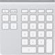 Belkin Bluetooth numerická klávesnice pro iMac/MacBook  + Voucher až na 3 měsíce HBO GO jako dárek (max 1 ks na objednávku)