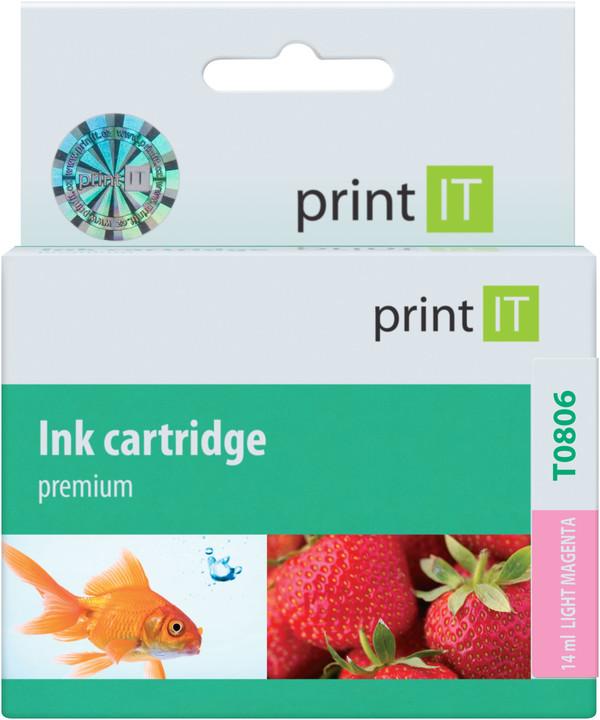 PRINT IT alternativní Epson T0806 R265/285/360/RX560/585/685
