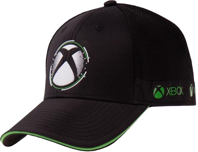 Kšiltovka Xbox - White Dot Symbol