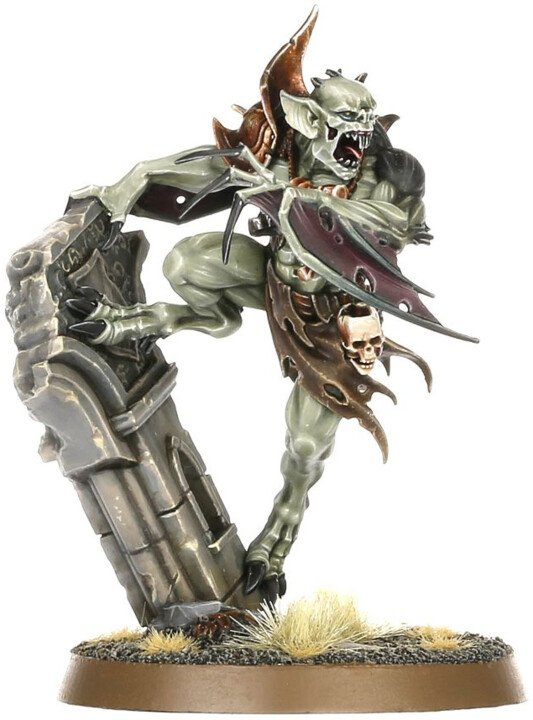 Figurka W-AOS: Flesh-Eater Courts - Abhorrand Archregent