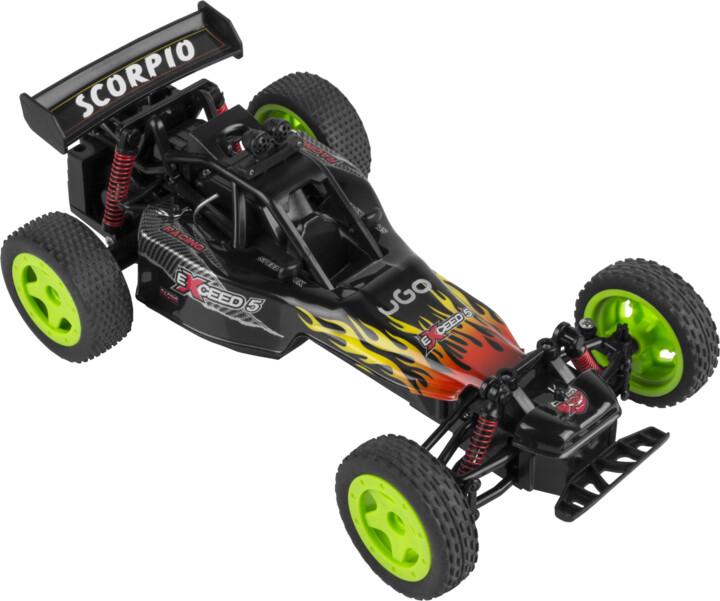 UGO Scorpio 1:16 25 km/h, RC model