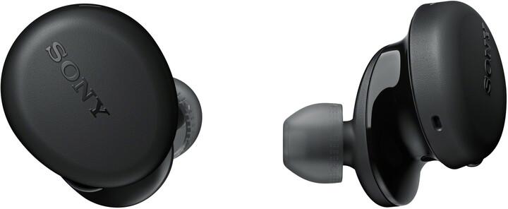 Sony WF-XB700, černá