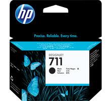 HP CZ133A náplň č.711, (80ml), černá