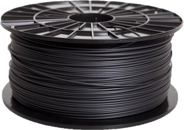 Filament PM tisková struna (filament), ABS, 1,75mm, 1kg, černá