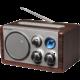 Roadstar HRA-1345 US/WD  + Voucher až na 3 měsíce HBO GO jako dárek (max 1 ks na objednávku)