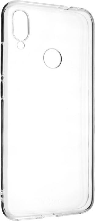 FIXED ultratenké TPU gelové pouzdro Skin pro Xiaomi Redmi Note 7/7 Pro, 0,6 mm, čiré