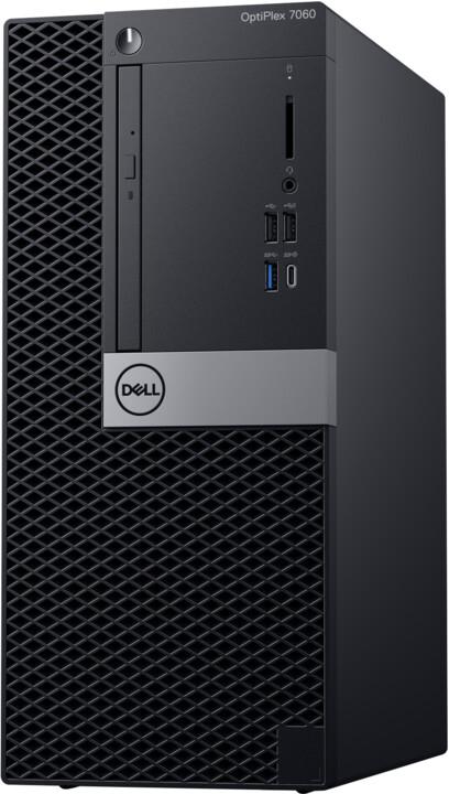 Dell Optiplex 7060 MT, černá