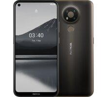 Nokia 3.4, 3GB/64GB, Grey O2 TV Sport Pack na 3 měsíce (max. 1x na objednávku)