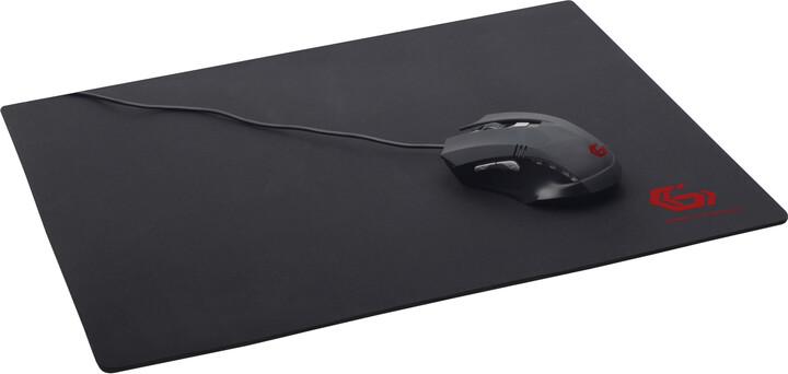 Gembird MP-GAME-M, podložka pod myš, velikost M
