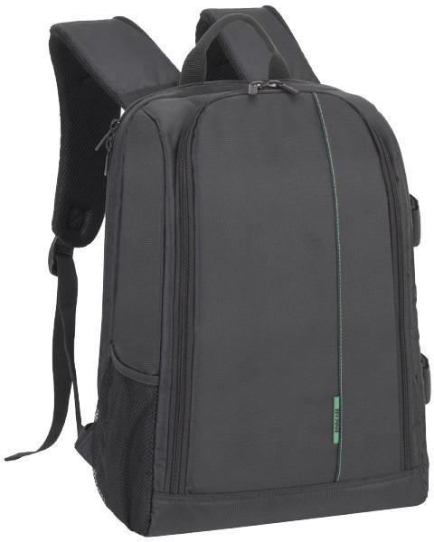 RivaCase 7490 batoh na zrcadlovky, ultrazoomy a příslušenství, černé