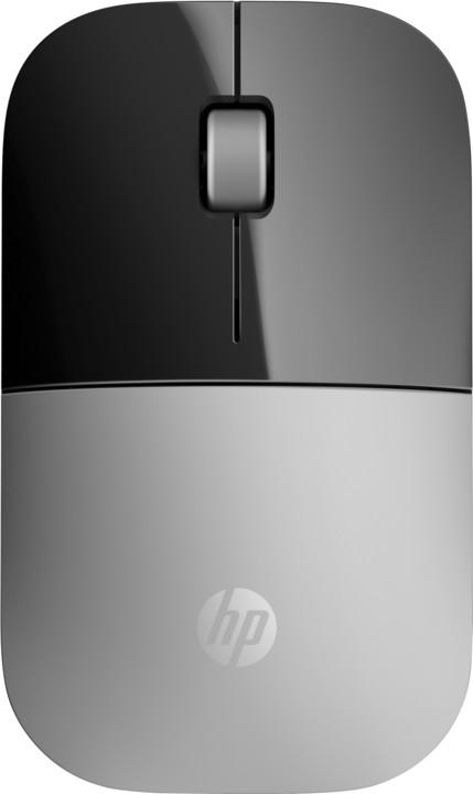 HP Z3700, stříbrná