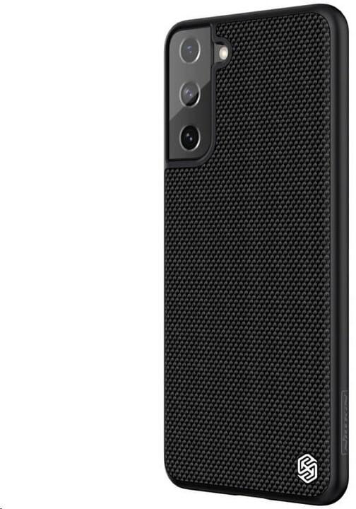 Nillkin pouzdro Textured Hard pro Samsung Galaxy S21+, černá
