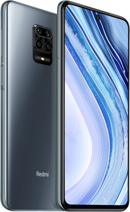 Xiaomi Redmi Note 9 Pro, 6GB/64GB, Interstellar Grey
