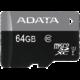 ADATA Micro SDXC Premier 64GB UHS-I