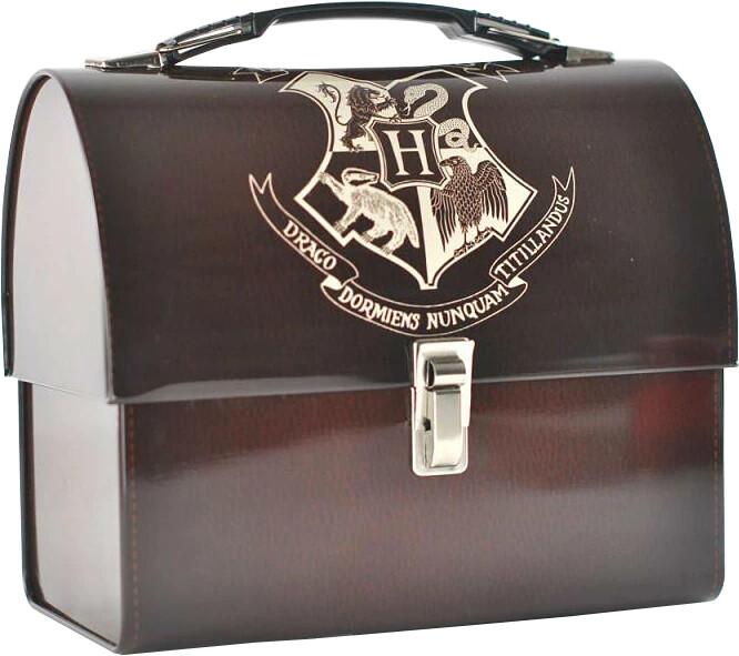 Kovová krabička Harry Potter - Hogwats Crest