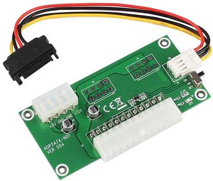 ANPIX ovládání dalších PC zdrojů přes SATA (pro těžbu kryptoměny)